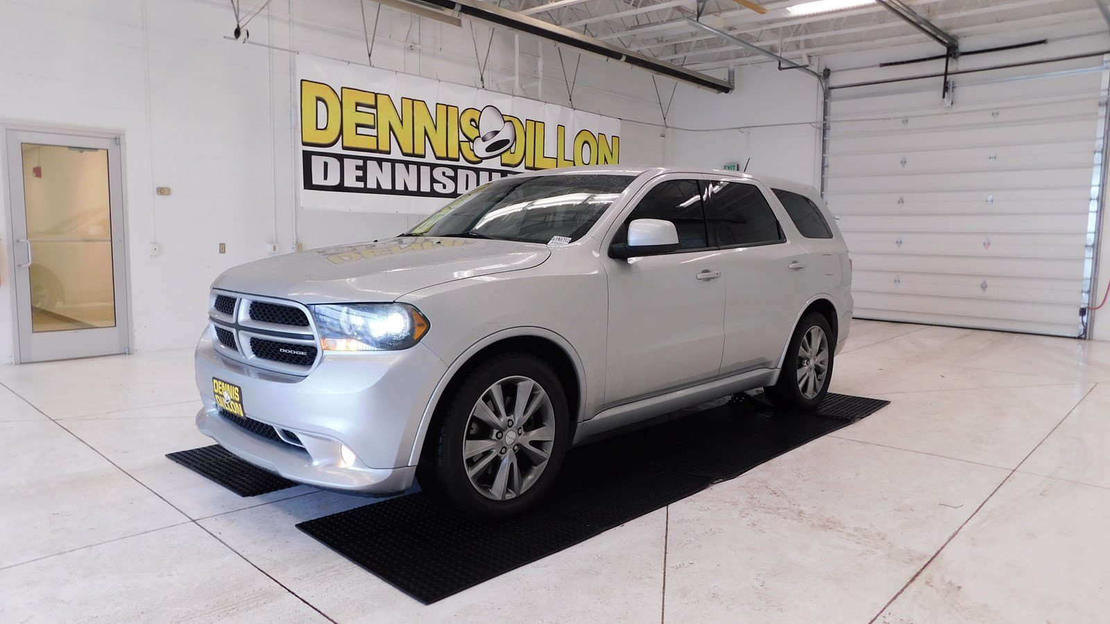 Pre-Owned 2011 Dodge Durango R/T
