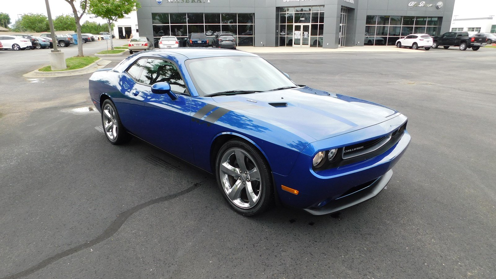 Dennis Dillon Dodge >> Pre Owned 2012 Dodge Challenger R T 2dr Car In Boise 5k0084a