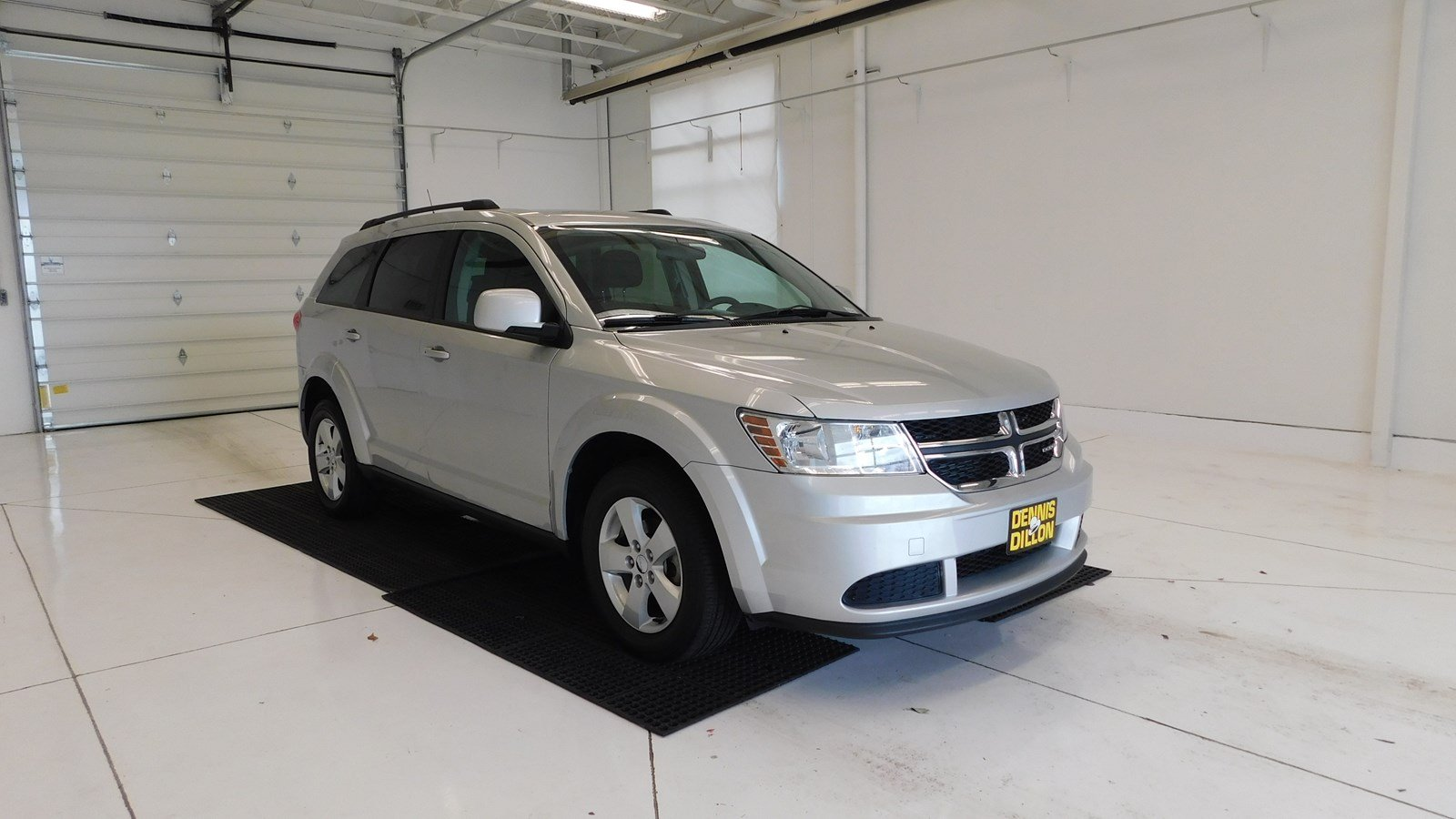 Dennis Dillon Dodge >> Pre Owned 2011 Dodge Journey Mainstreet Awd