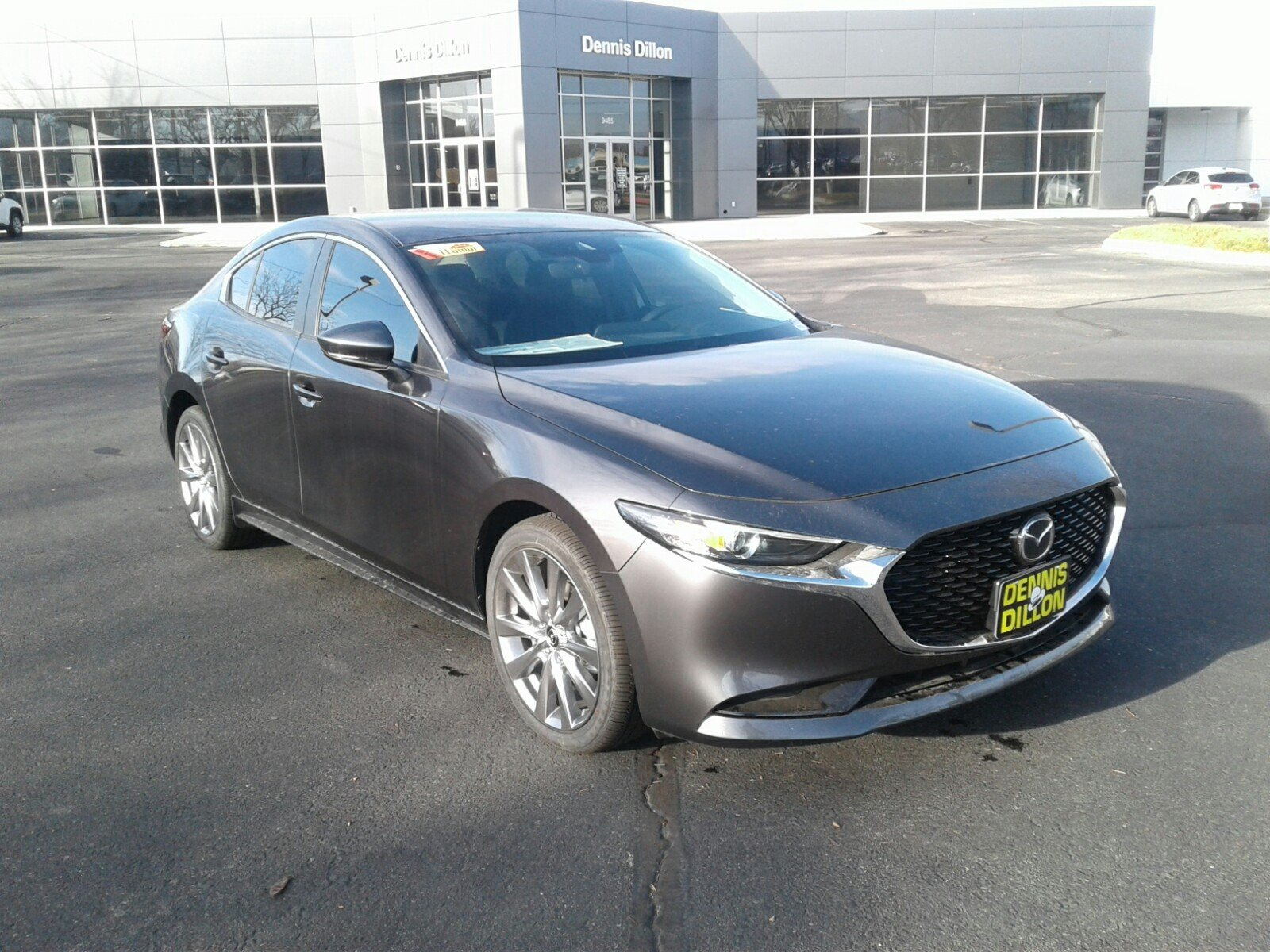 Dennis Dillon Mazda Boise >> New 2020 Mazda3 Sedan W Preferred Pkg Fwd 4dr Car