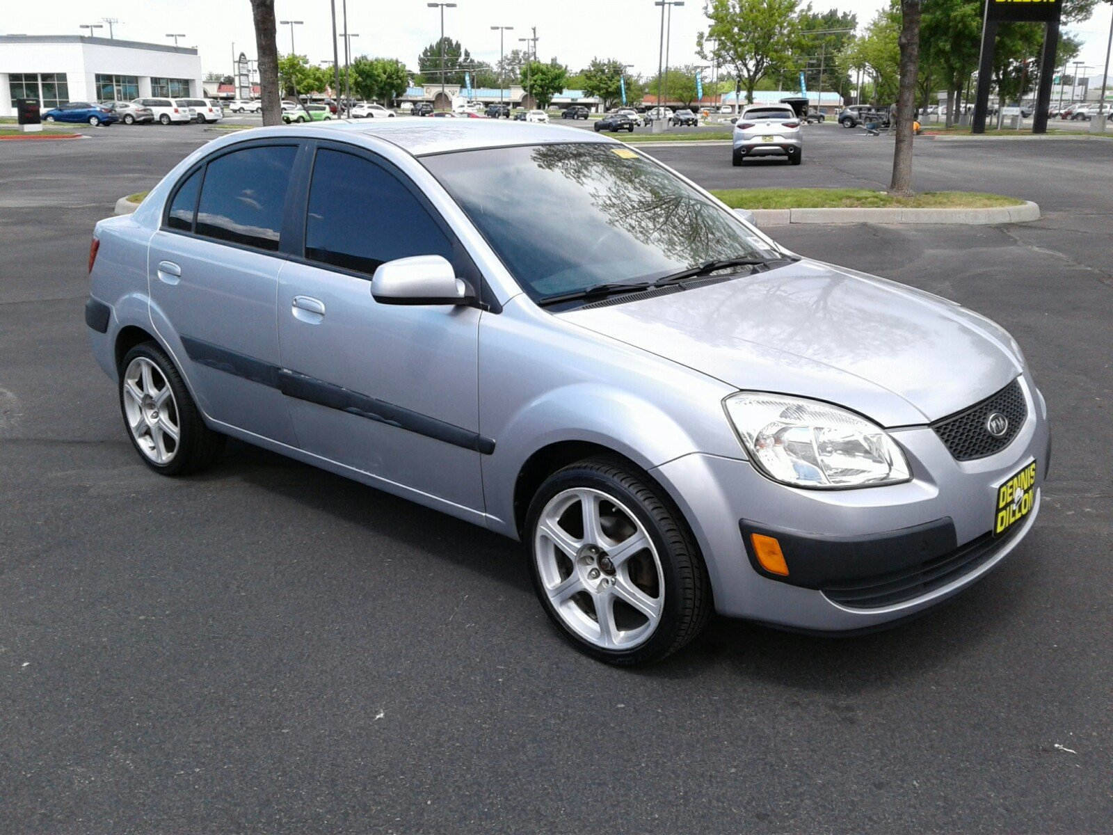Pre-Owned 2009 Kia Rio Base