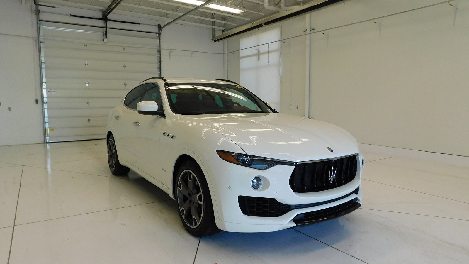 Pre-Owned 2018 Maserati Levante GranSport