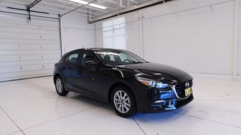 Certified Pre-Owned 2018 Mazda3 5-Door Sport