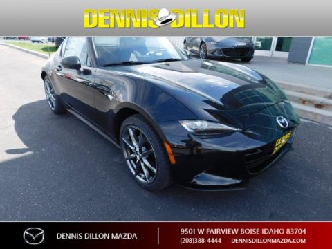 New 2018 Mazda MX-5 Miata RF Grand Touring